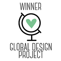 I was a winner at the Global Design Project!