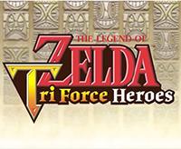 Всё об игре Legend of Zelda: TriForce Heroes - обзор, новости, видео с e3, дата выхода