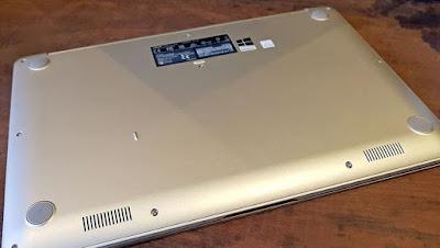 Ventilasi udara Asus VivoBook S15 S510UQ