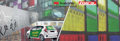 Branding Mobil - Sticker Mobil