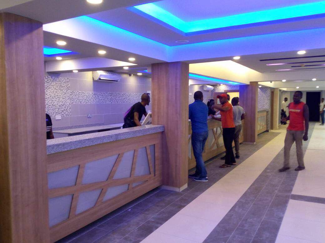 FilmHouse Cinemas Just Open In Benin City Hurry Down To Veon Mall Beside Precious Palm Royal Hotel Ugbowo Watch Free Movies From Today Oct 31st Till