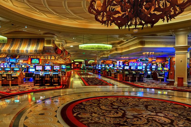 Casino las vegas bellagio