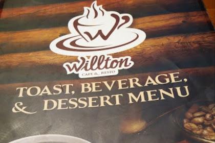 Lowongan Kerja Pekanbaru : Willton Cafe & Resto April 2017