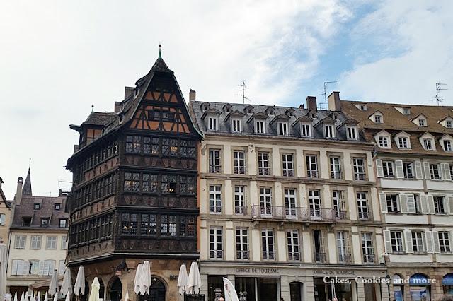 Restaurant Kammerzell in Strassburg