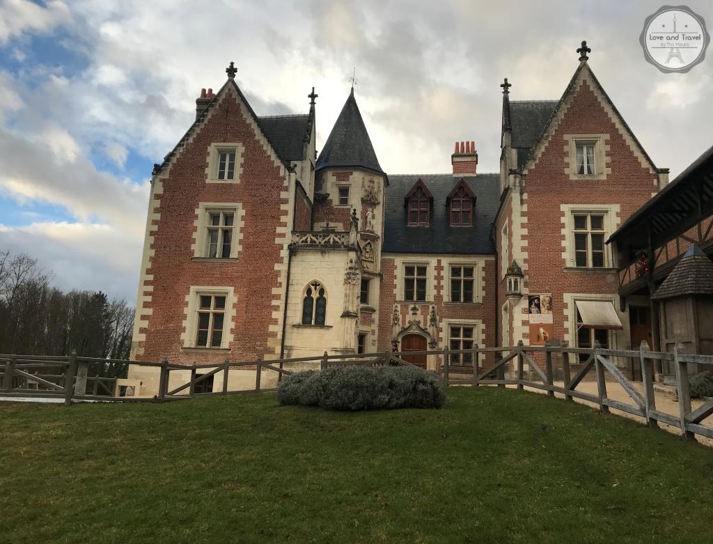 Chateau Clos Lucé - Vale do Loire France