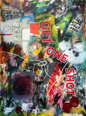 Oana-Singa-You-Only-Get-One-Shot-2018-acrylic-on-canvas-40x30inches