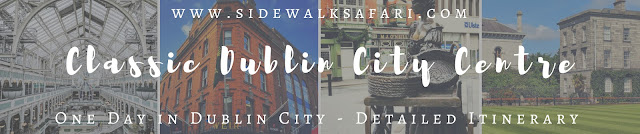 Dublin in a Day: Classic Dublin City Centre
