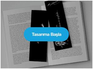 Kitap Ayracı (52x168mm)