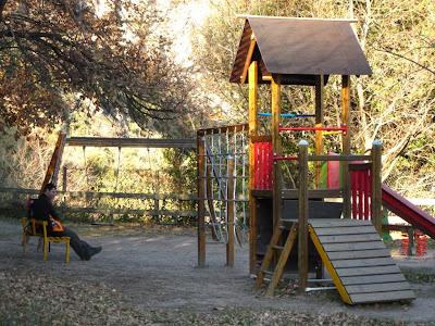 Playground in Sant Miquel del Fai