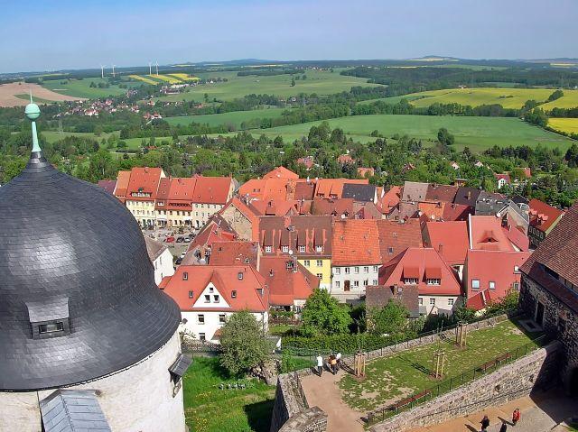 fotografia, widoki, Niemcy, krajobrazy, zamki