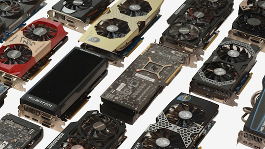 Best Graphics Cards for Mining - January 2018