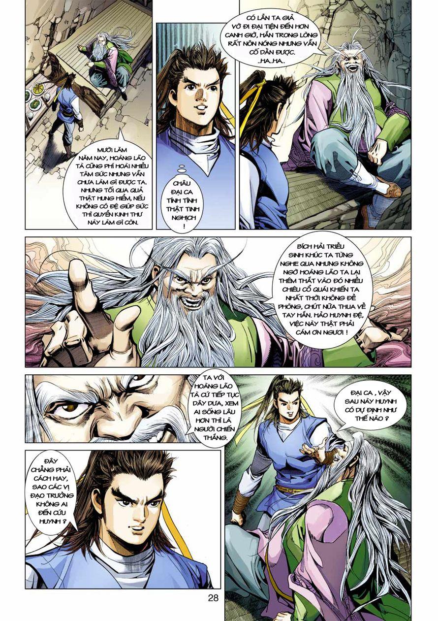 Anh Hùng Xạ Điêu anh hùng xạ đêu chap 41 trang 27