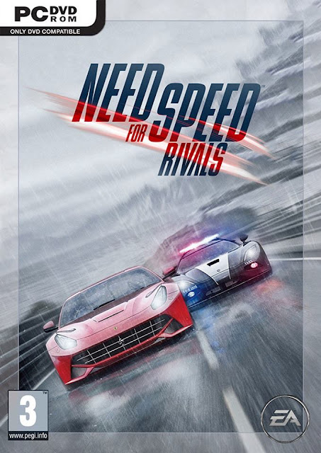 یاری بۆ كۆمپیوتهر Need For Speed – Rivals : PC Game