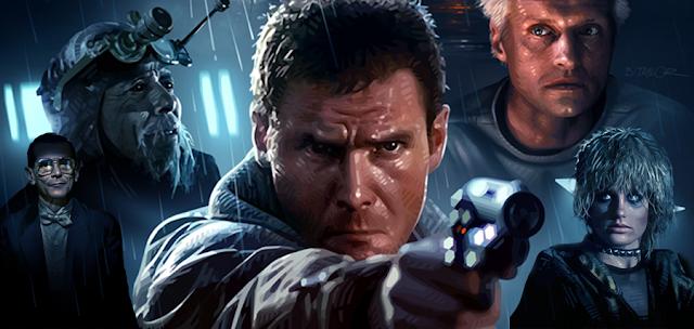Harrison Ford în Blade Runner (1982)