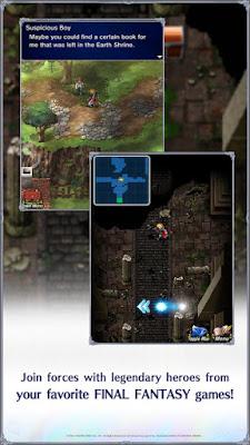 Download Final Fantasy Brave Exvius Mod Apk Terbaru