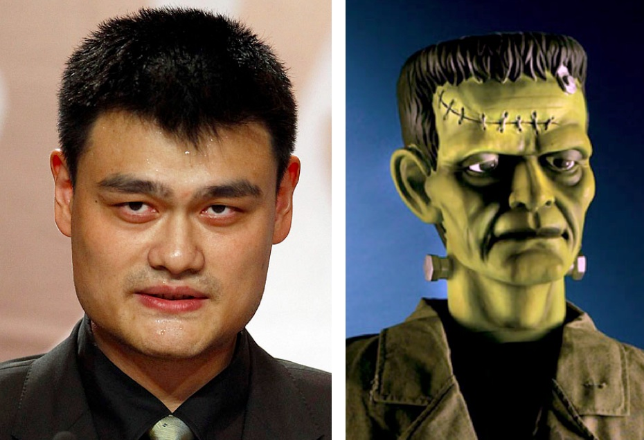 Karriaren over for yao ming