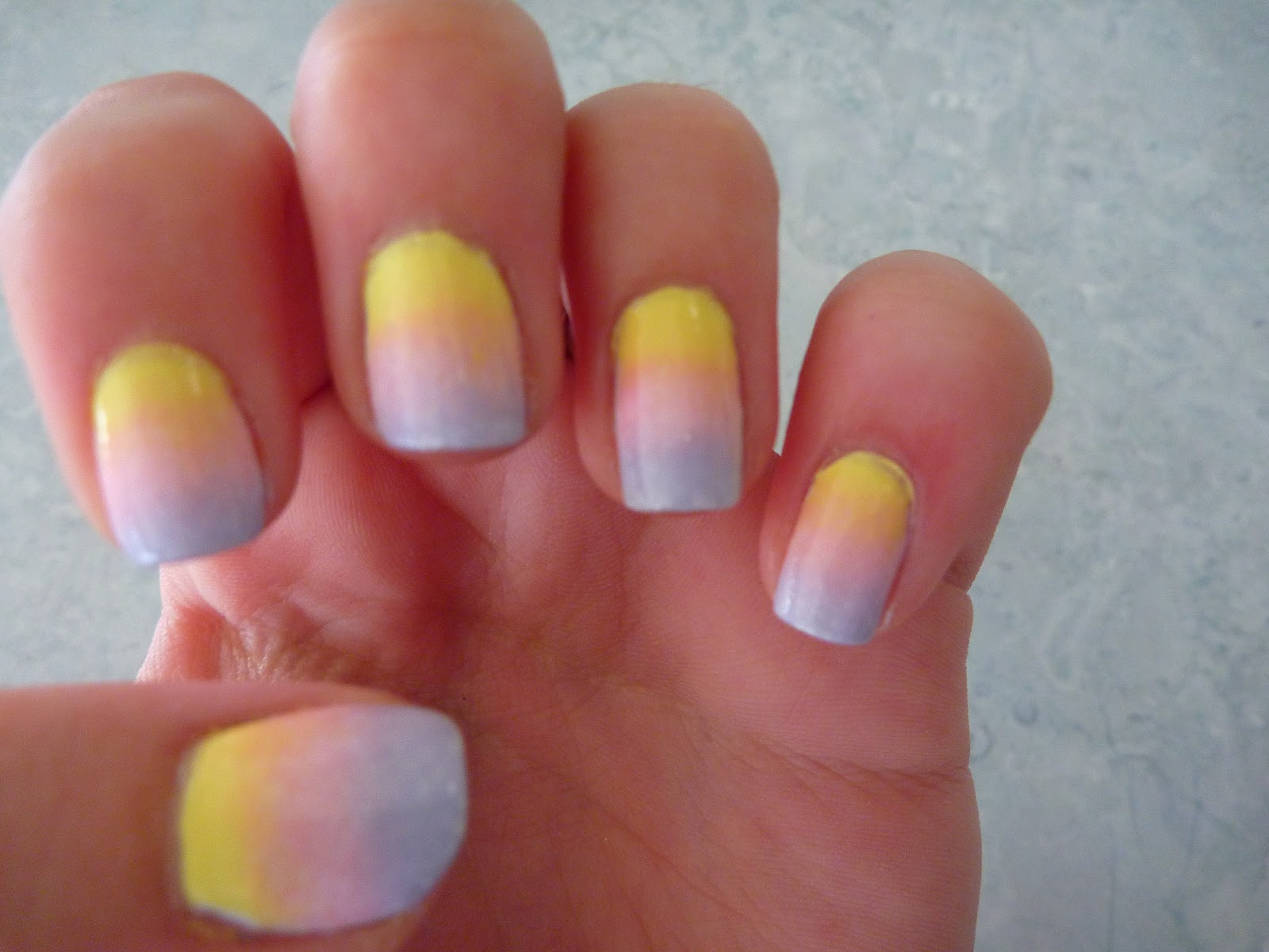 Gormay Nails Ombre Nails