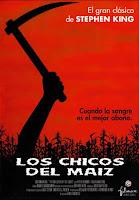 5. Los chicos del maíz  1984, Fritz Kiersch.