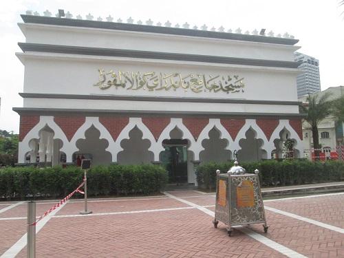 Masjid Jameek Kuala Lumpur