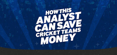A Data Analyst Looking to Change the Way Teams Analyze Cricketers