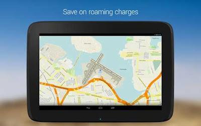 تطبيق MAPS.ME لتحميل عدد كبير من الخرائط وعرض المواقع من غير اتصال بالنت – مجاني ورائع !,