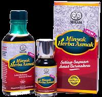 Minyak Herba Asmak Mujarab