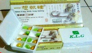 obat KLG Pills