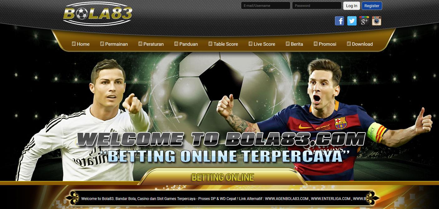Sejarah Asal Mula Taruhan Judi Bola Online Internet