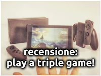 Recensione: Play a Triple Game!