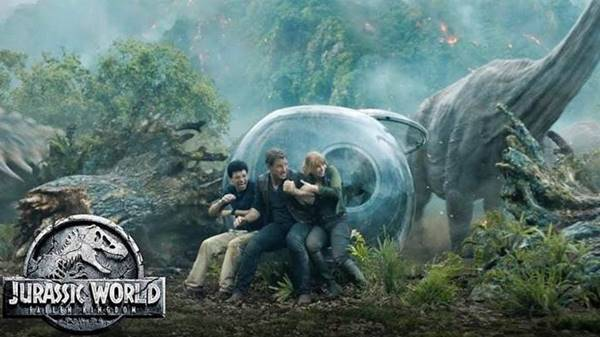 Kesimpulan Review Film Jurassic World 2 Fallen Kingdom