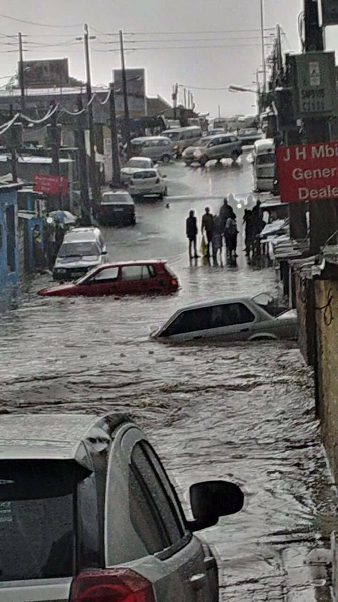 Pictures Of Joburg And Ekurhuleni Horror Floods 6 Killed