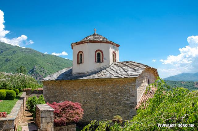 Saint George the Victorious monastery - Rajchica, Debar, Macedonia