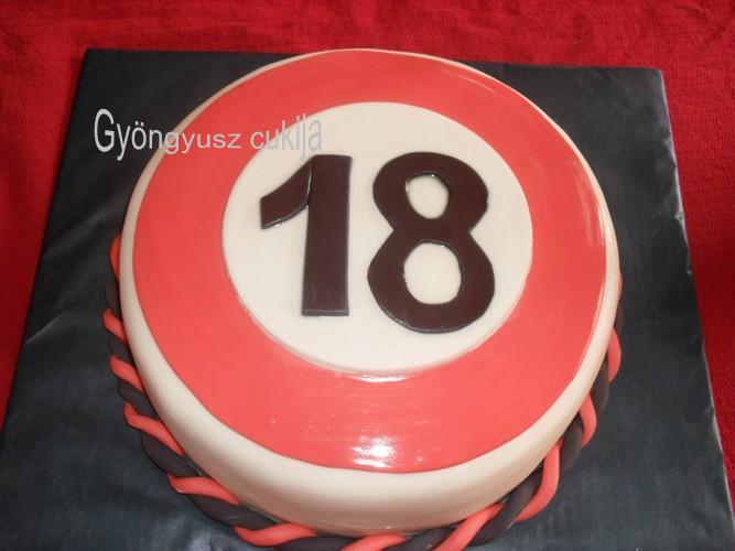 18 szülinapi torta Gyöngyusz konyhája és cukrászdája: Csak 18 éven felülieknek! 18 szülinapi torta