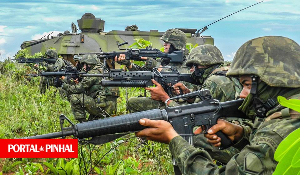 Marinha do Brasil abre concurso para 960 vagas de soldado fuzileiro naval