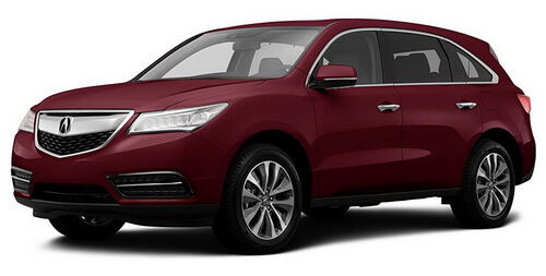 2015 Acura MDX Tech Entertainment Package