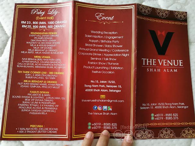 Pakej Perkahwinan Murah Shah Alam