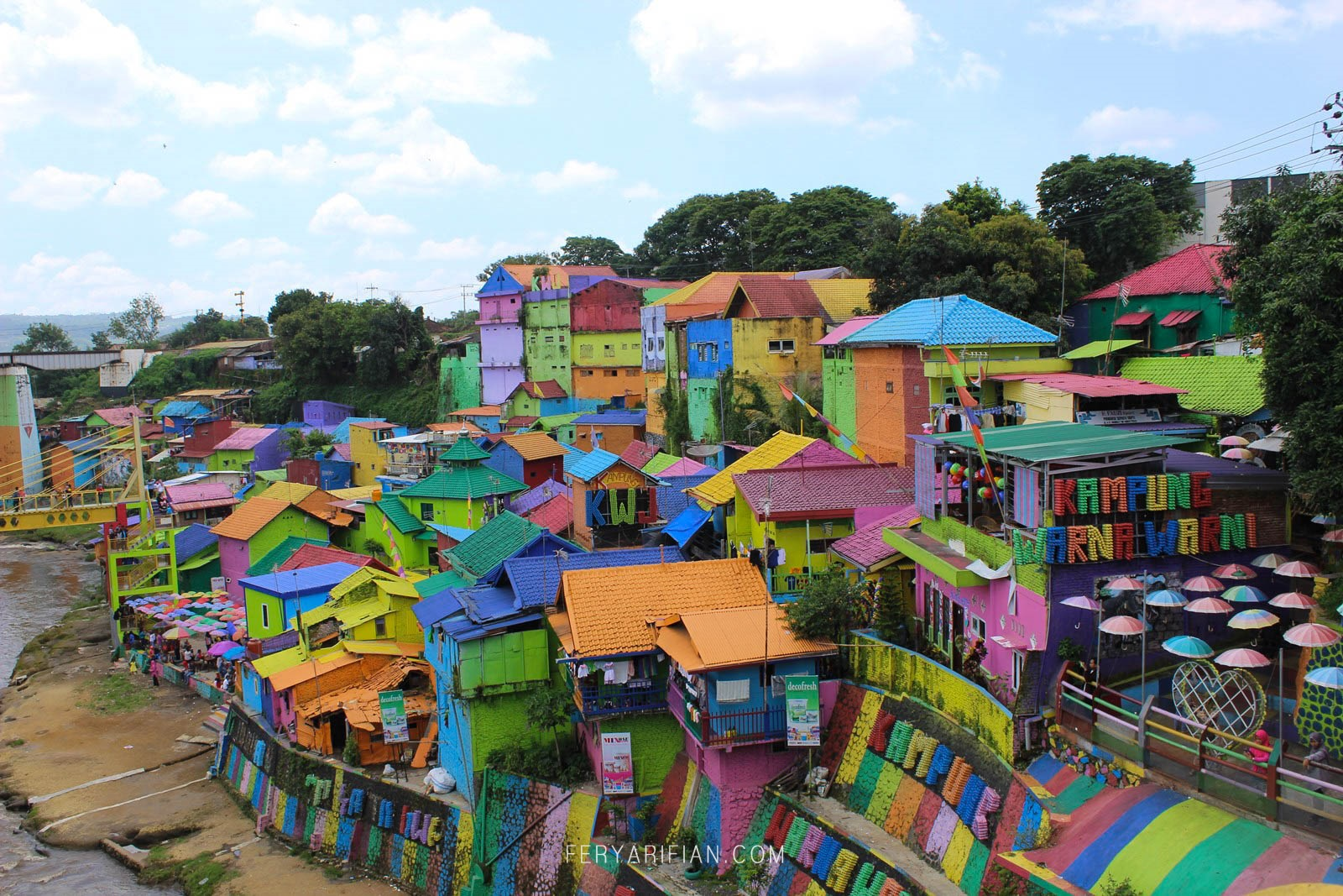 6 Tempat Wisata Di Dekat Stasiun Kota Malang #KapanAjaBisa - Fery