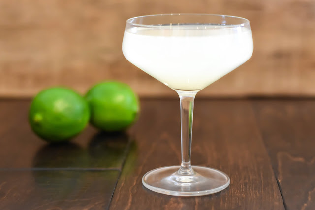 The Original Bacardi Daiquiri for National Daiquiri Day on Shoes N Booze