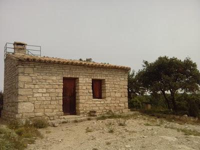 Refugio en Los Pilarotes, Zuera