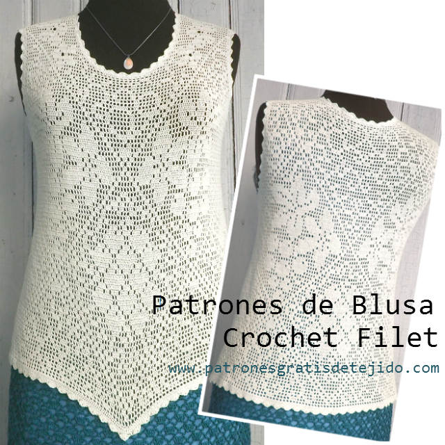 octubre 2015 | Crochet y Dos agujas - Patrones de tejido