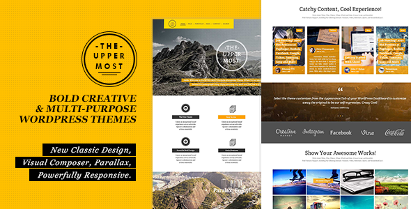 New bold creative and multipurpose wp theme download new for Table th not bold