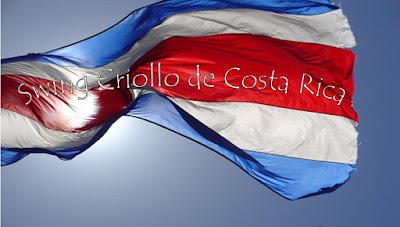 swing criollo de costa rica, bandera