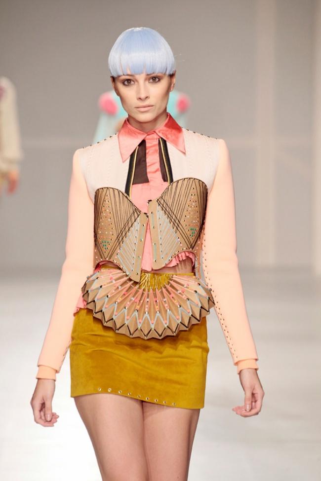 Florentyna Dawn: Quirky Fashion from Yvonne Kwok