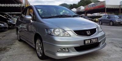 Foto Honda City i-DSi Mobil Bekas Murah Harga Baru
