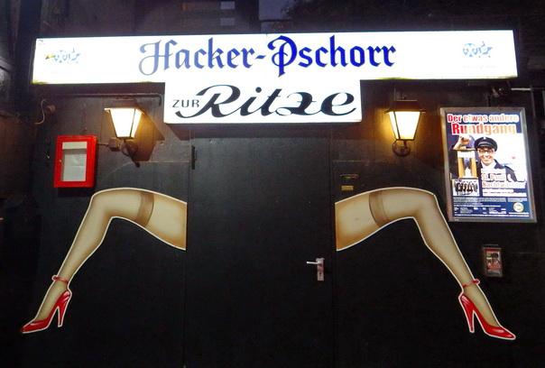 Hacker, Pschorr, Ritze, Bar, Boxkeller, Hamburg, Kneipe, St. Pauli, Kiez