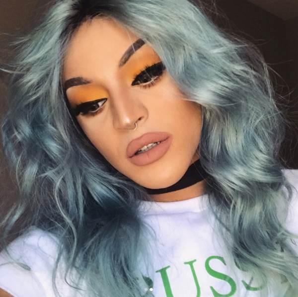 M3T- As 10 Maquiagens de Esfumado Amarelo Mais Bonitas Que Já Viu