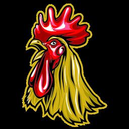 gambar logo ayam bangkok