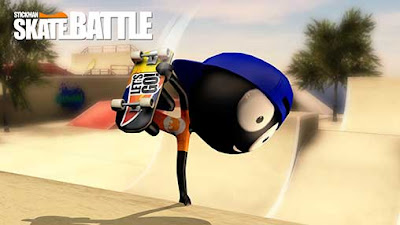 Stickman Skate Battle Full Apk for Android Offline & Online