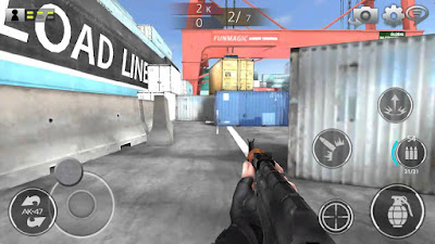 Call Of Last Agent Mod Apk | aqilsoft