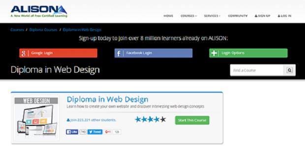 Mau belajar membuat Website/blog ? Ini dia 10 Situs Belajar Web Design Secara Gratis
